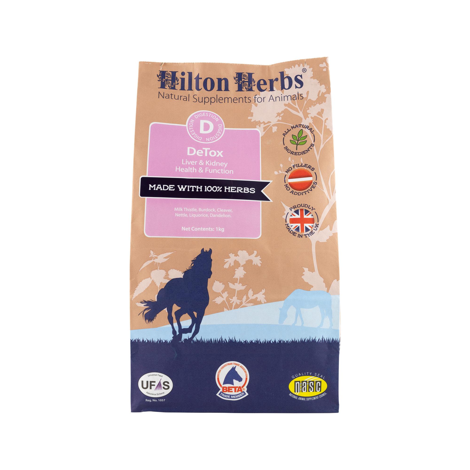 Hilton Herbs Detox for Horses - Poudre