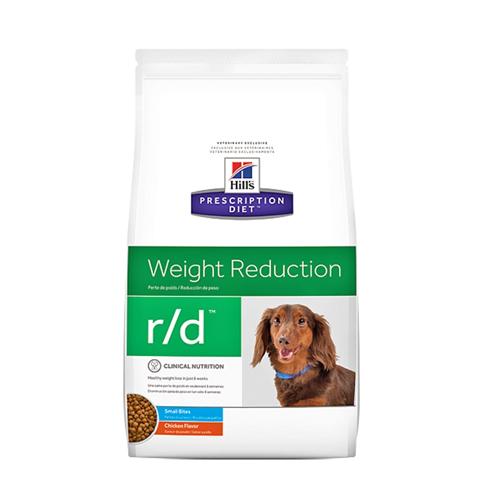 Hill's Prescription Diet r/d Weight Reduction Mini Hundefutter