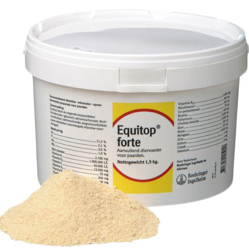 Equitop forte - Cheval