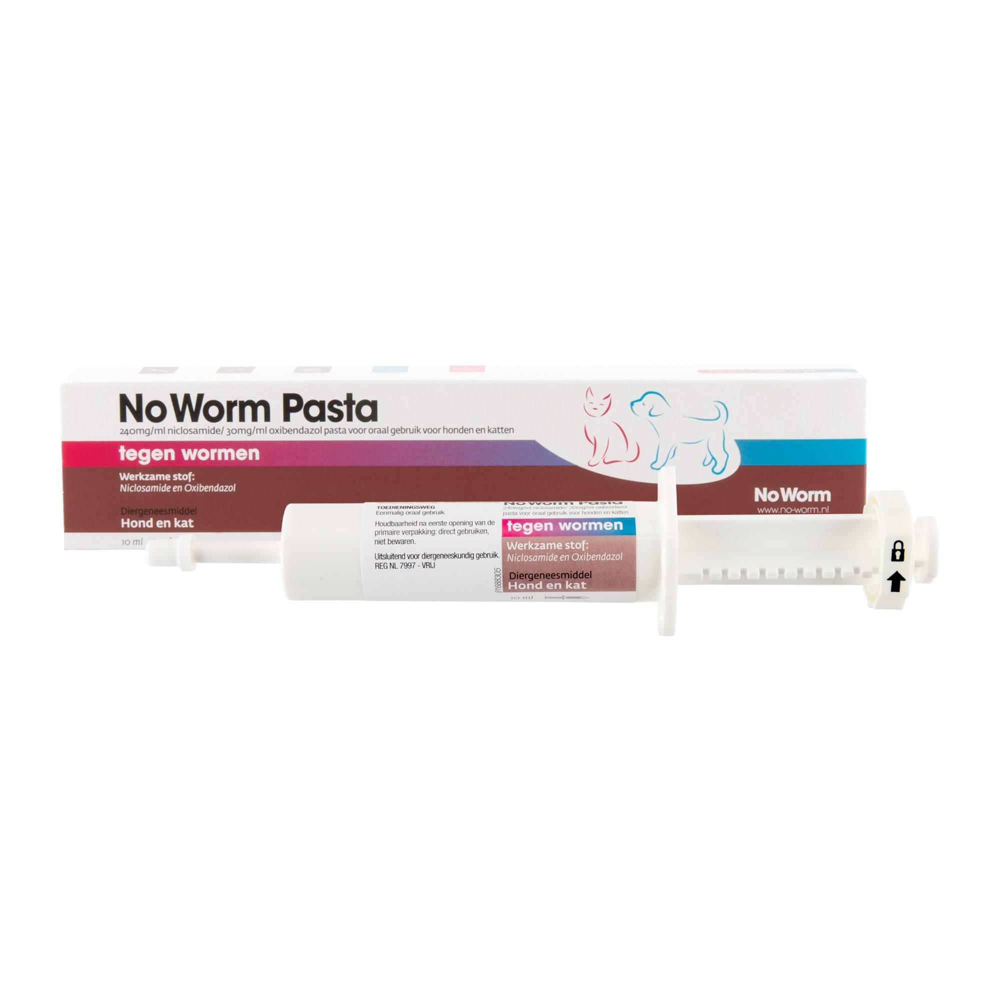 No Worm Pasta (Paste)