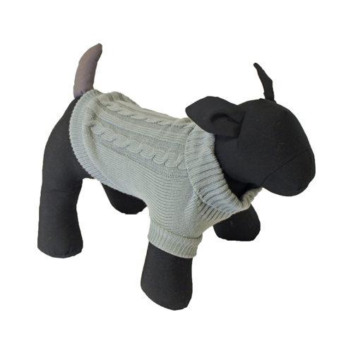 Boony - Pull pour chien - Gris - 30 cm
