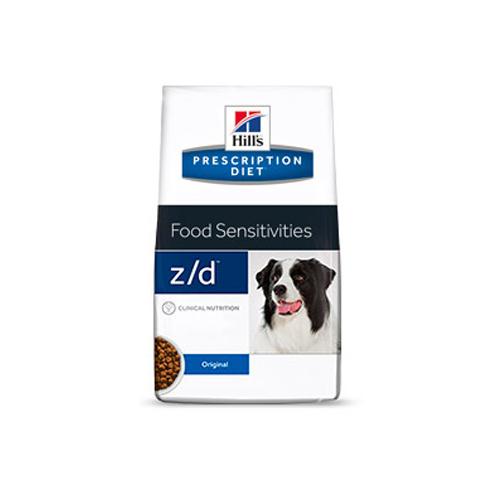 Hill's Prescription Diet z/d Food Sensitivties Hundefutter