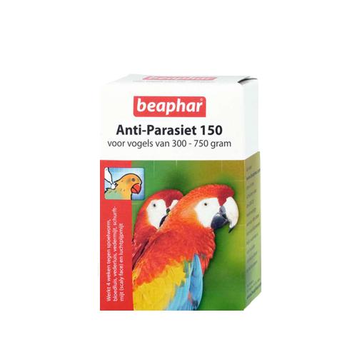 Beaphar Anti-Parasit 150 für Vögel - 2 Pipetten