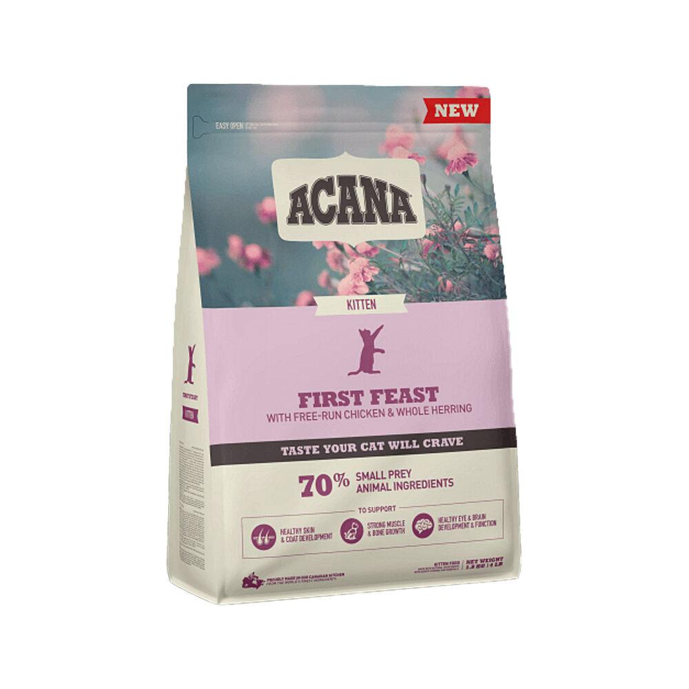 Acana First Feast - Kittenfutter - 1,8 kg