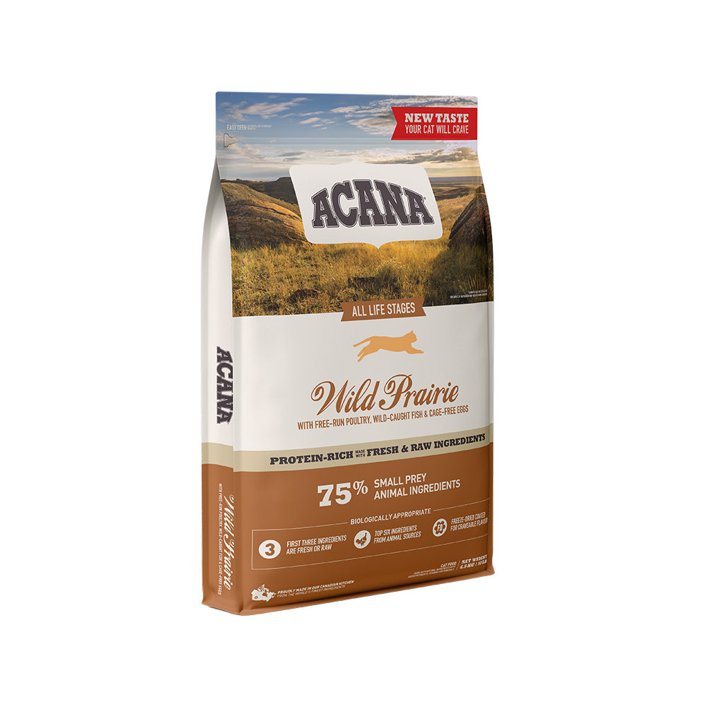 Acana Wild Prairie Cat - All Life Stages - 4,5 kg
