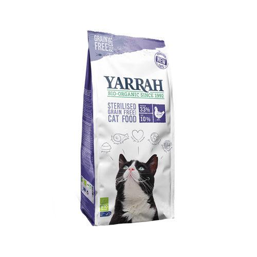Yarrah Bio Sterilised Grain-Free