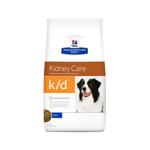 Hill's Prescription Diet k/d Kidney Care Hundefutter