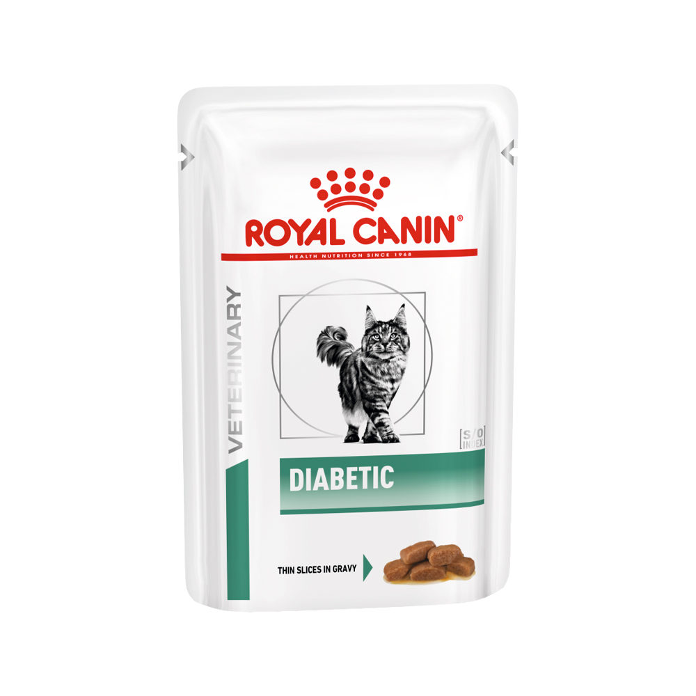 Royal Canin Diabetic - Sachet