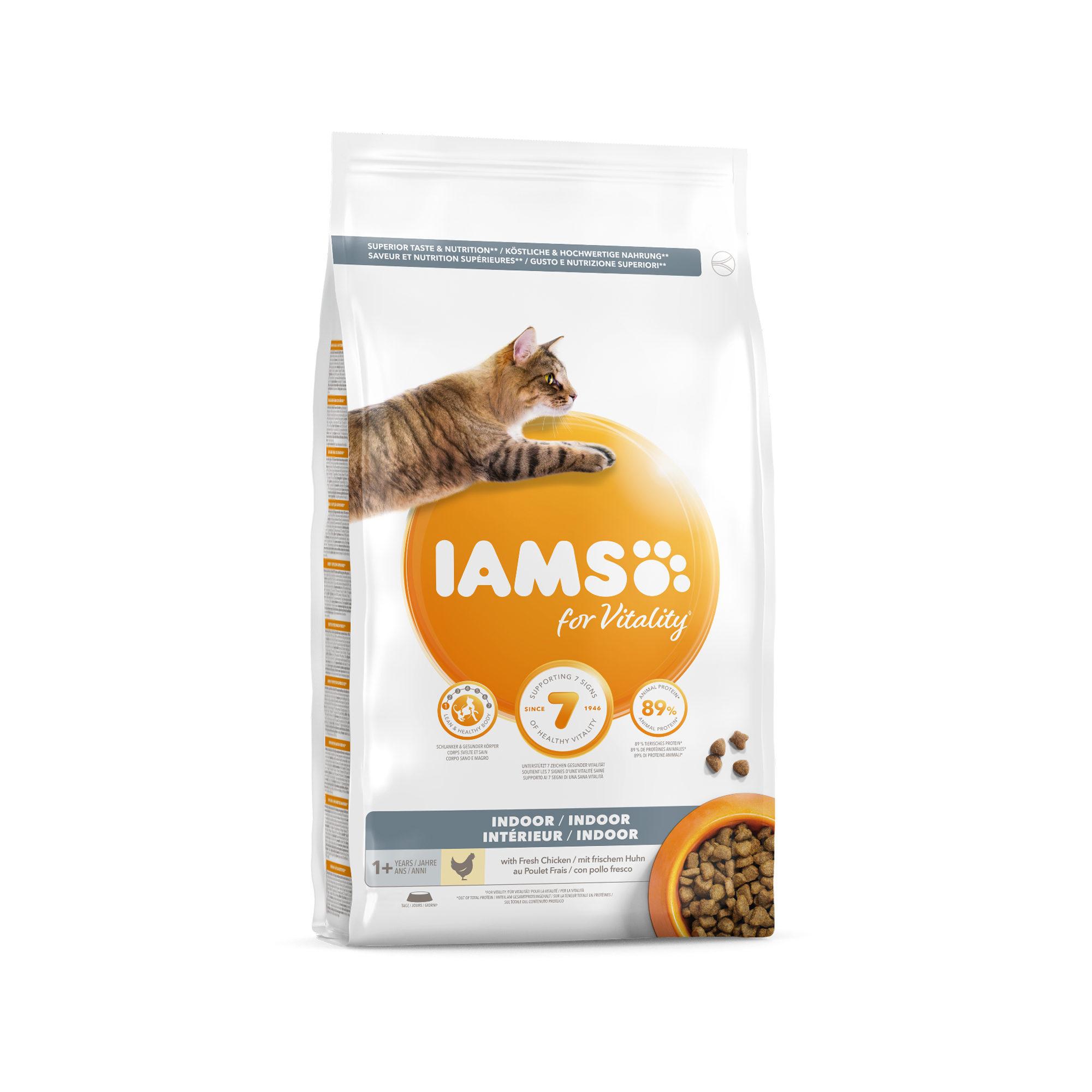 IAMS Adult Indoor Katzenfutter