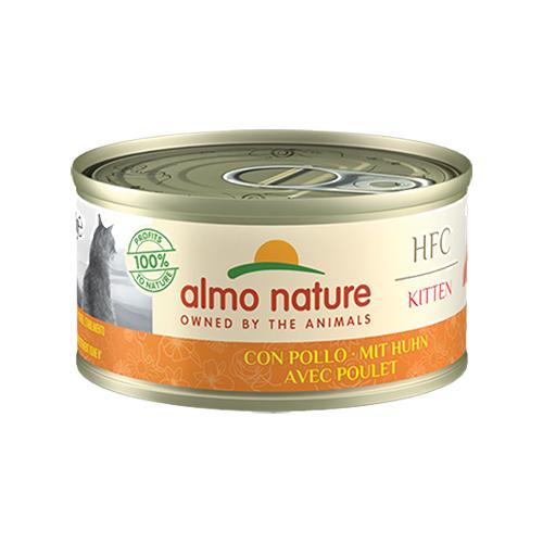 Almo Nature Classic & HFC - Chaton - Sachet