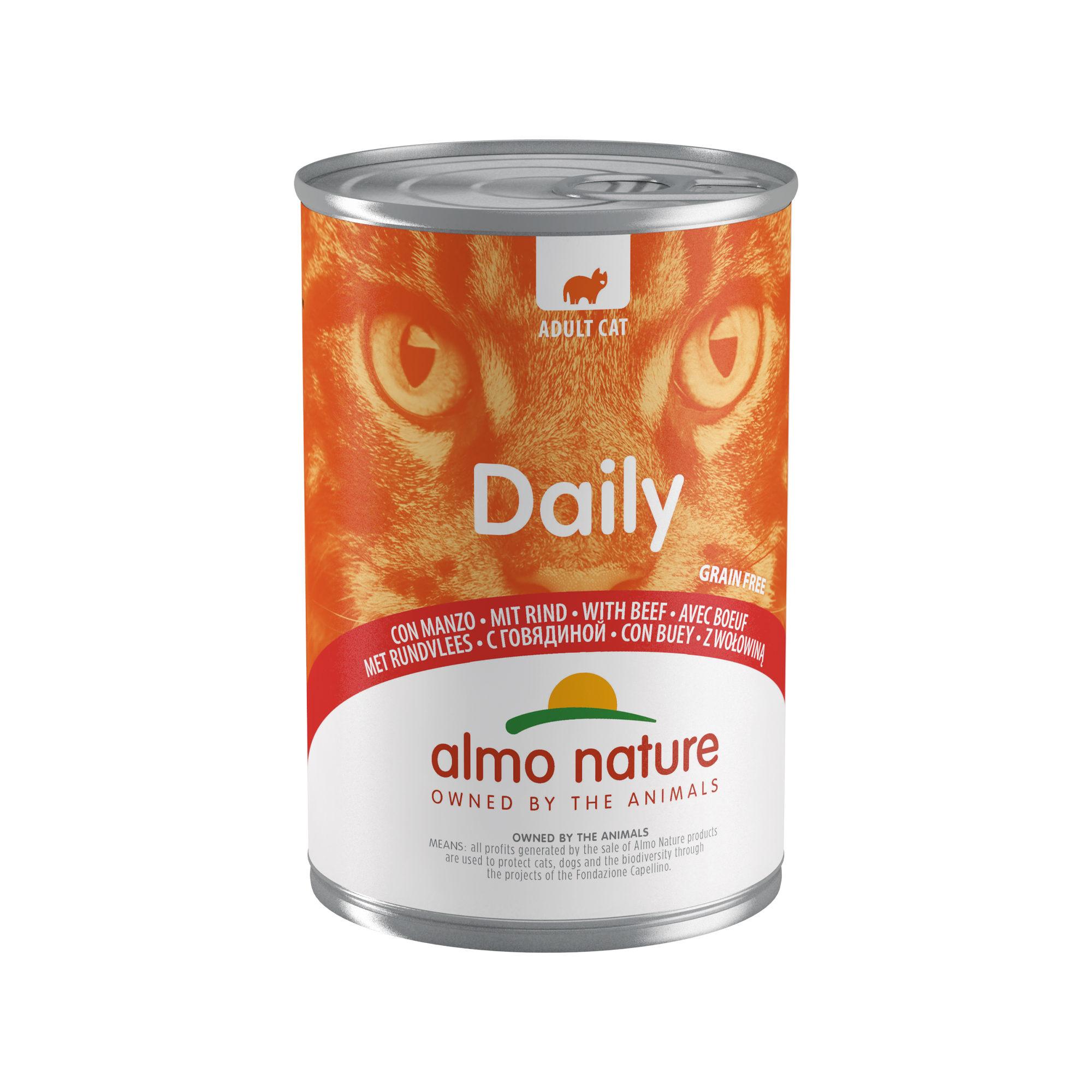 Almo Nature - Daily Menu - Bœuf