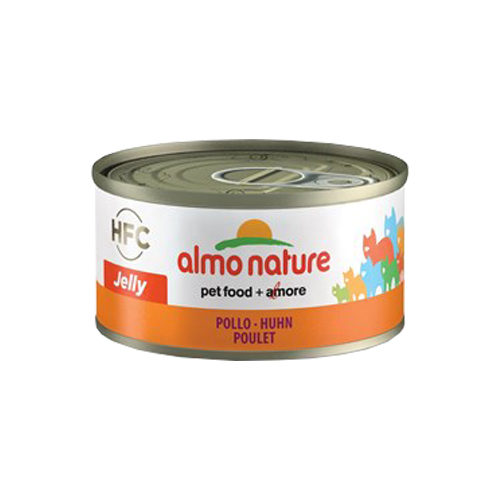 Almo Nature HFC Jelly 70 g - Poulet - 24 x 70 g