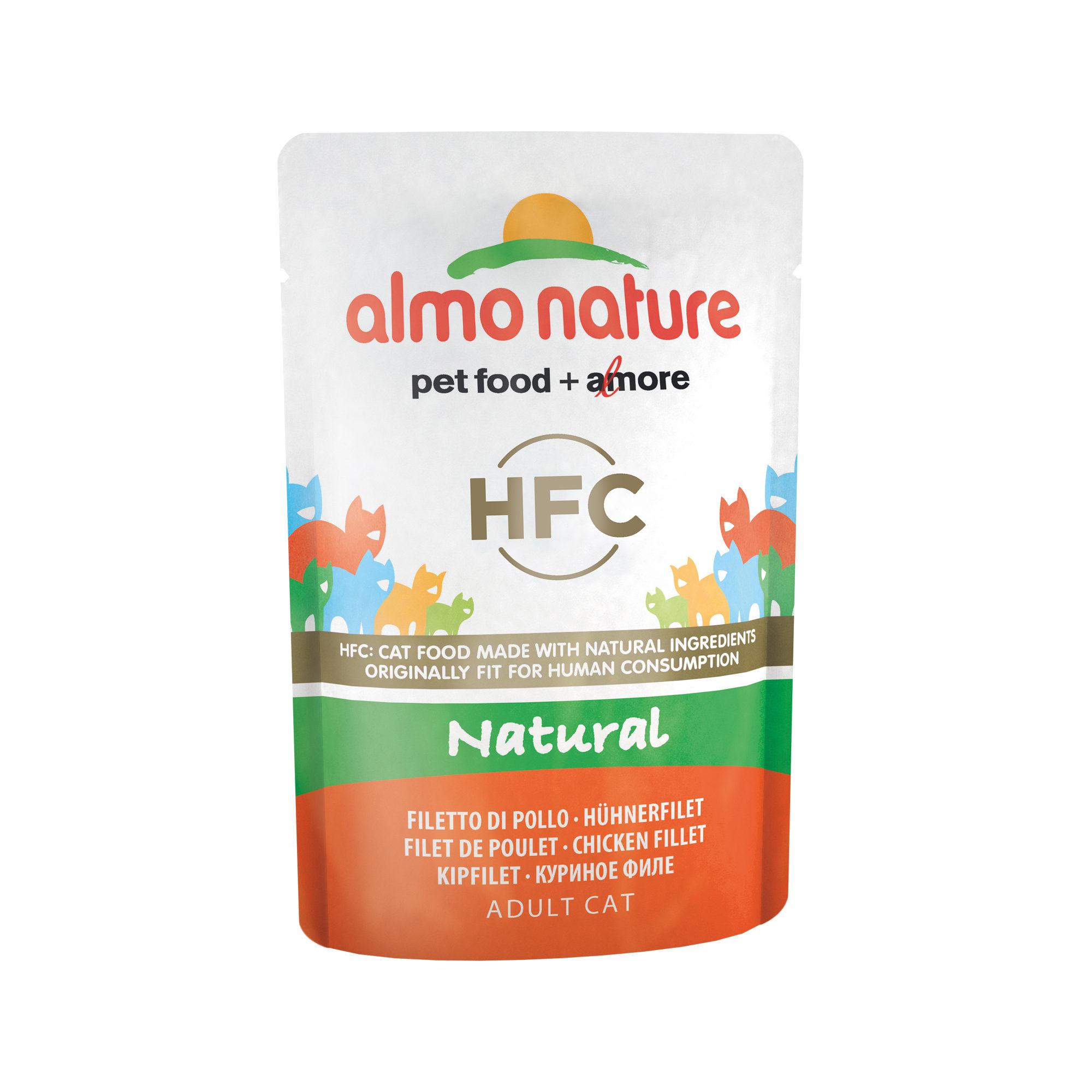 Almo Nature - HFC Natural - Blanc de Poulet - 24 x 55g
