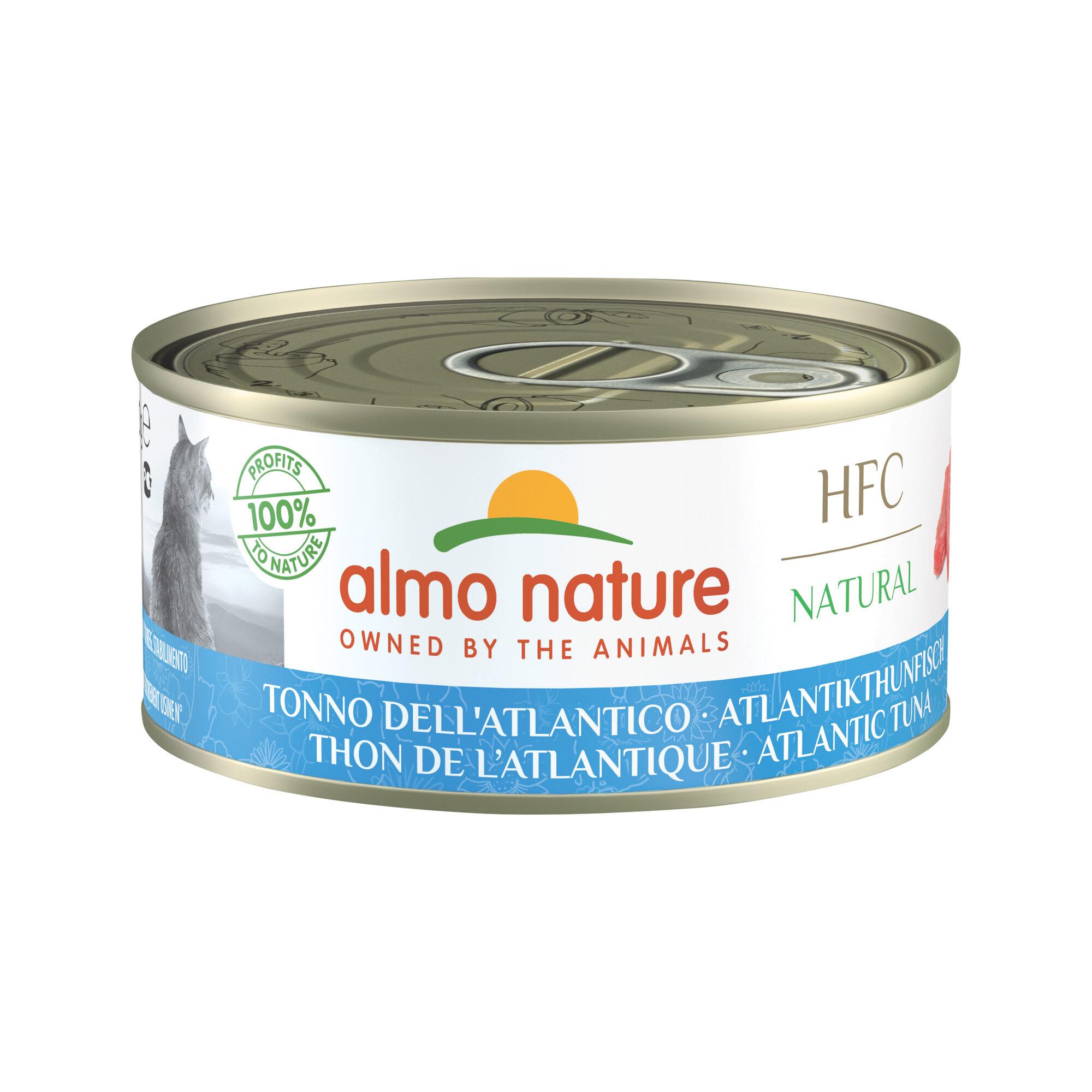 Almo Nature HFC Natural - Thon de l'Atlantique