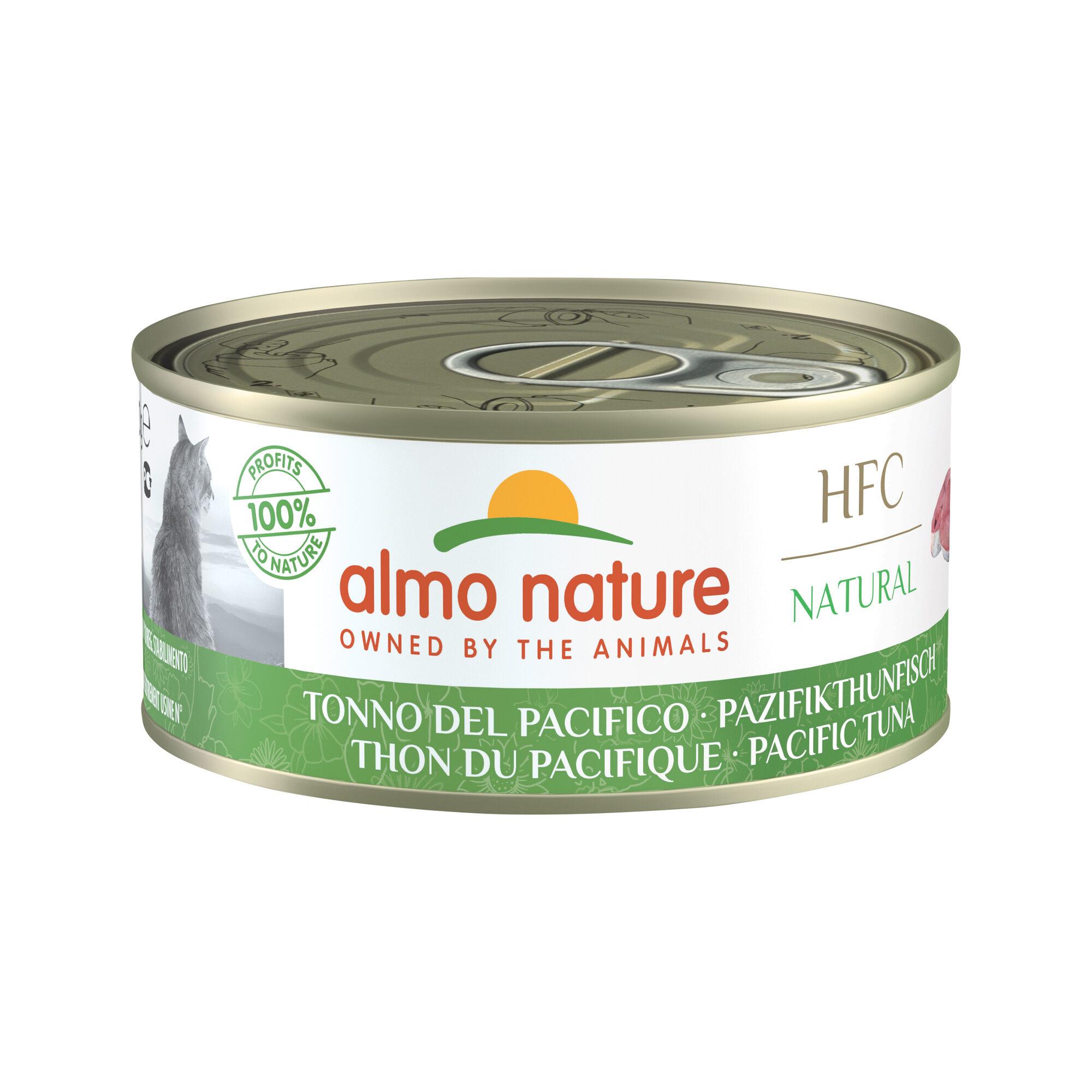 Almo Nature HFC Natural - Thon du Pacifique