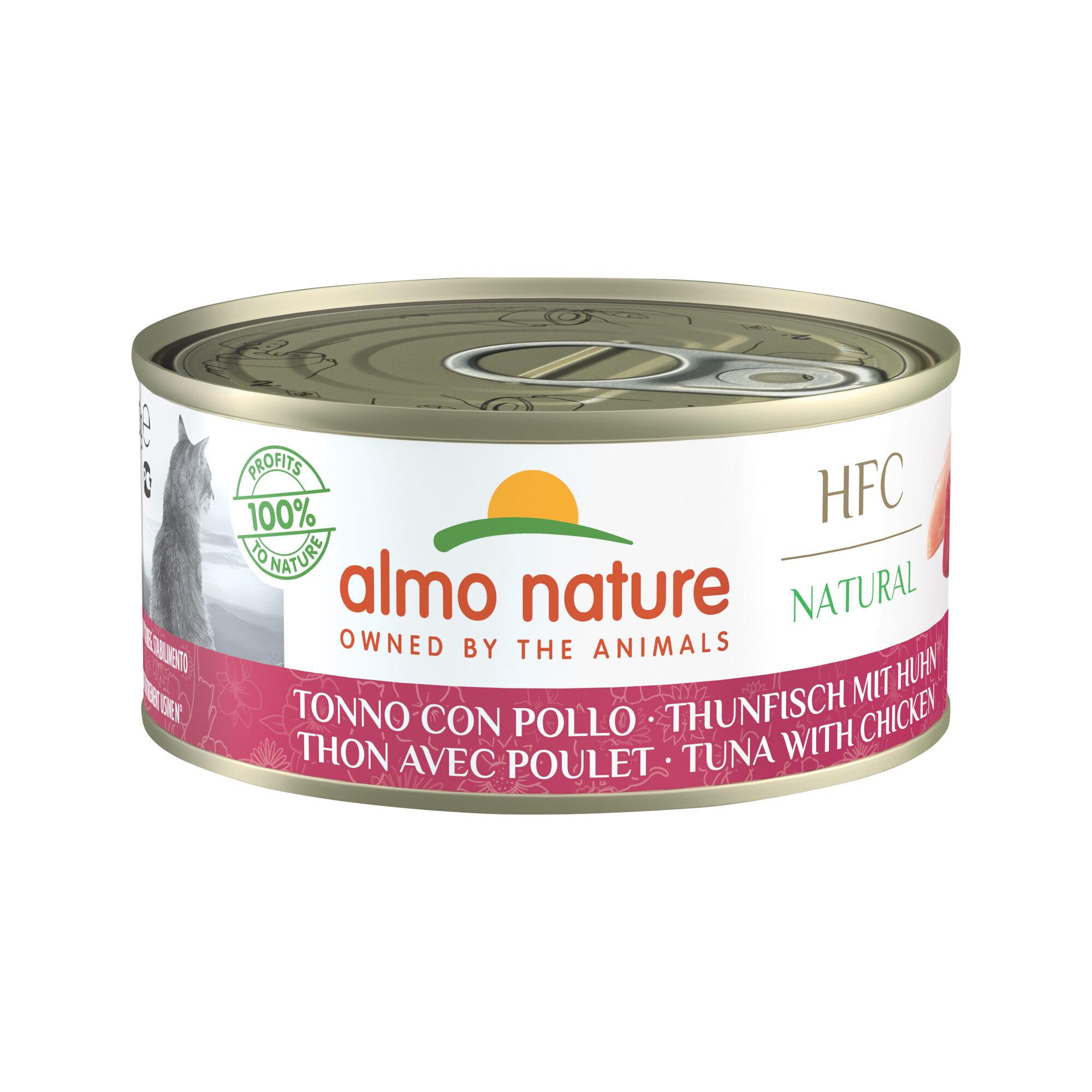 Almo Nature HFC Natural - Thon et poulet