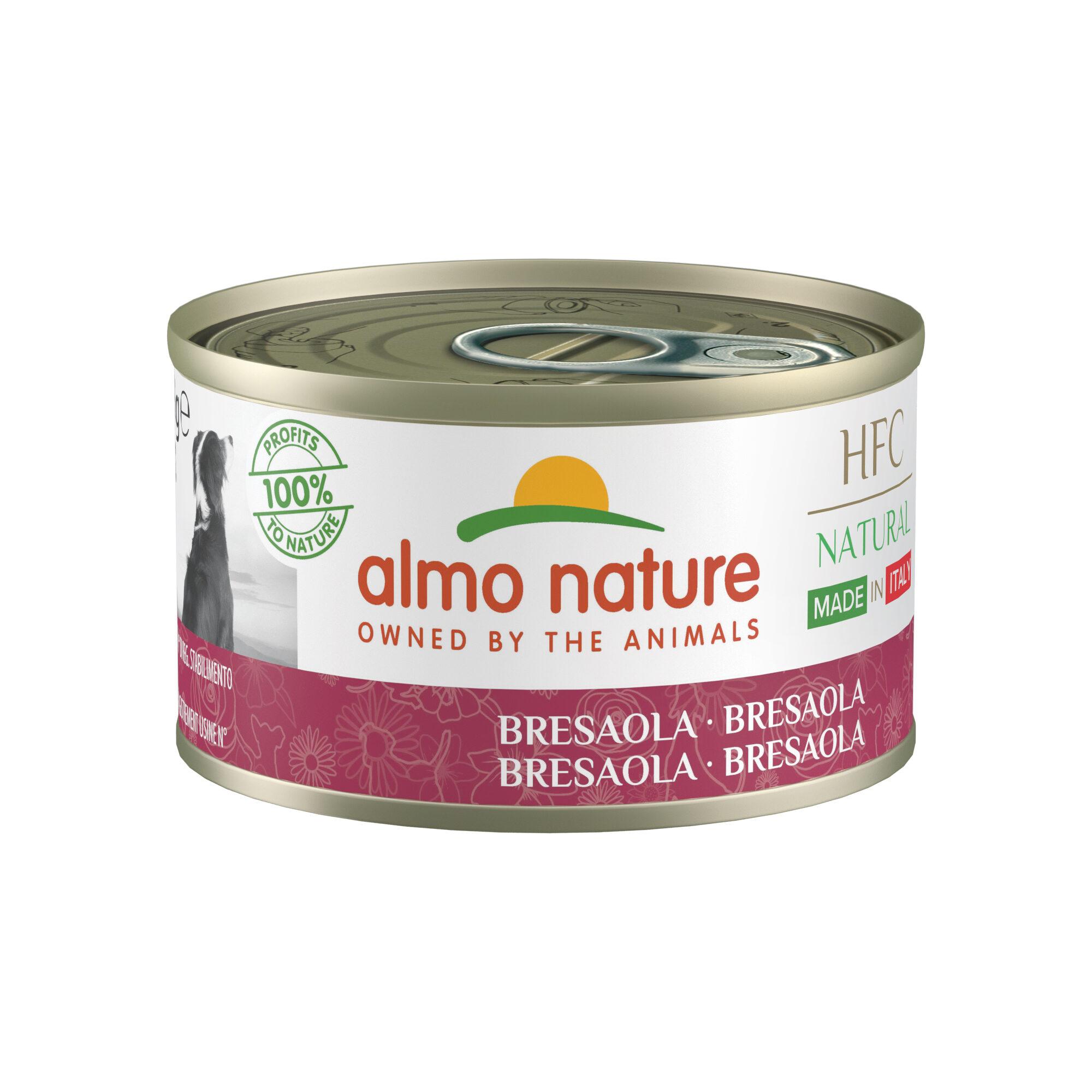 Almo Nature HFC Natural Made en Italy - Bresaola