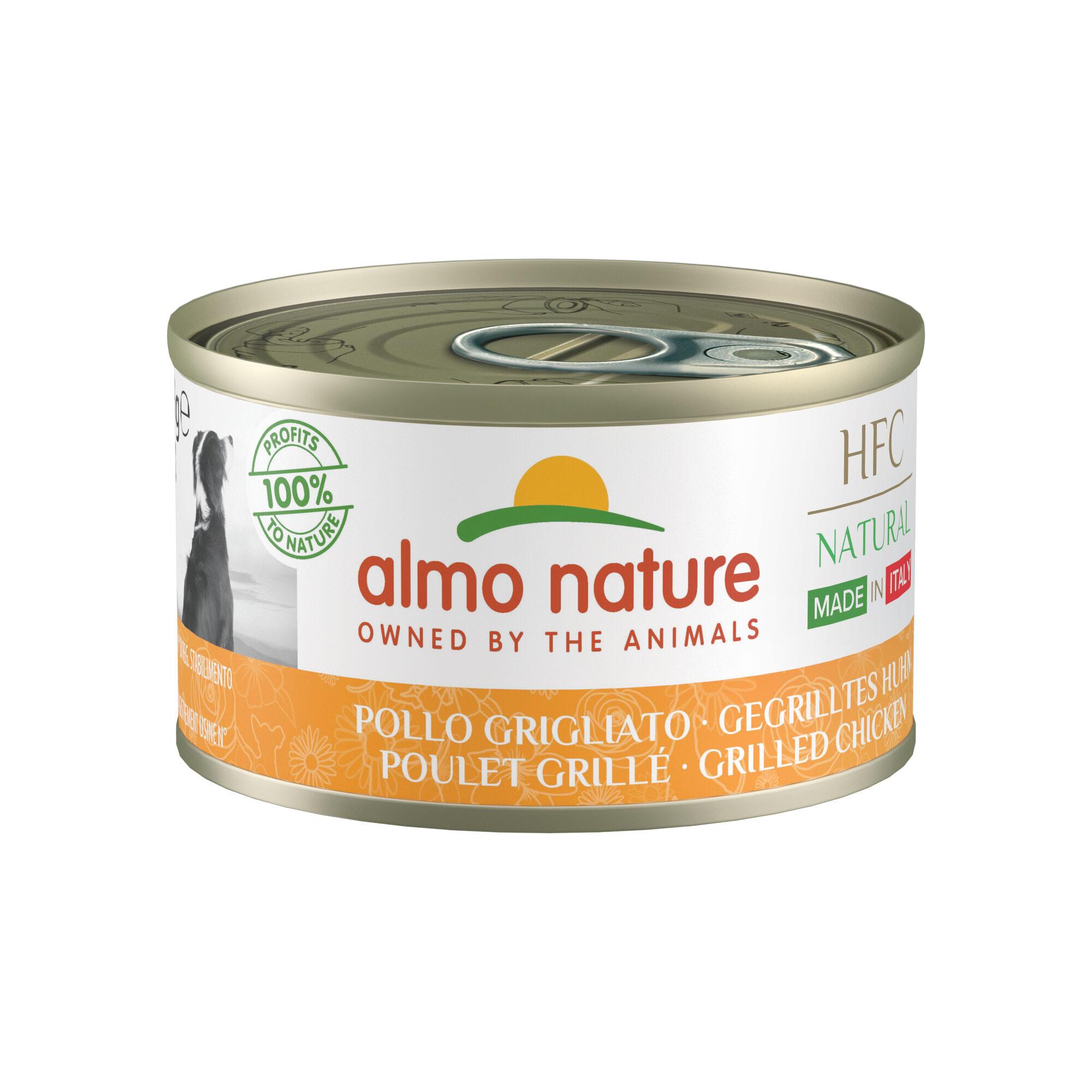 Almo Nature HFC Natural Made en Italy - Poulet grillé
