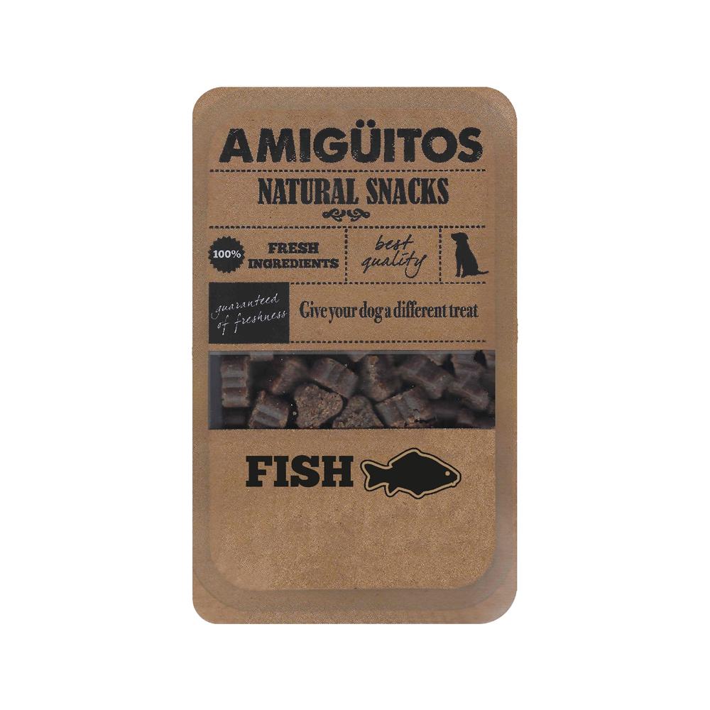 Amigüitos Snacks - Fisch - 100 g