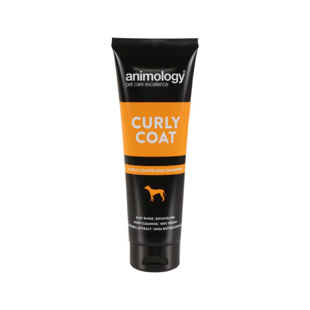 Animology - Curly Coat Shampoo - 250 ml