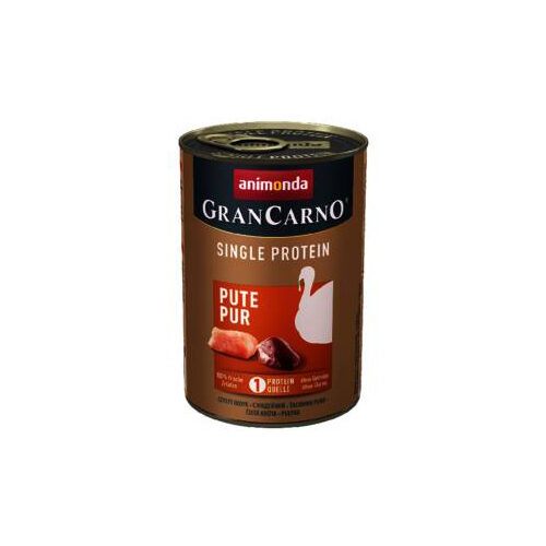 Animonda Grancarno Pute pur - 6 x 400 g