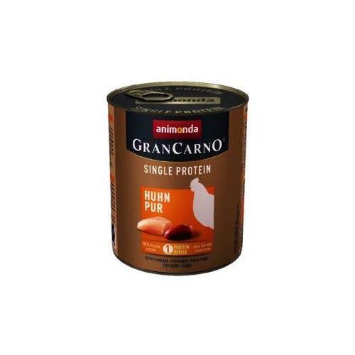 Animonda Grancarno - Poulet pur - 6 x 800 g