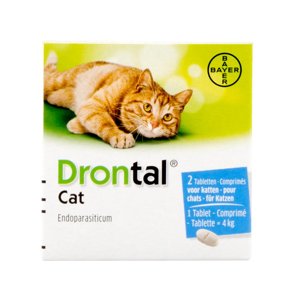 Drontal Cat - 2 comprimés