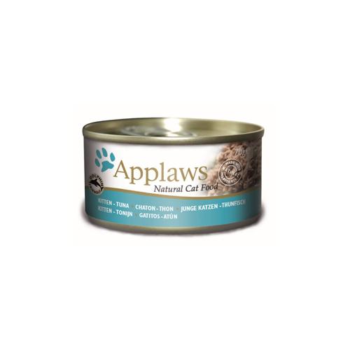Applaws Kittenfutter - Dosen - Thunfisch - 24 x 70 g