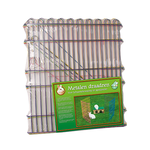 Boon - Enclos pour lapin et rongeur - Multicolore