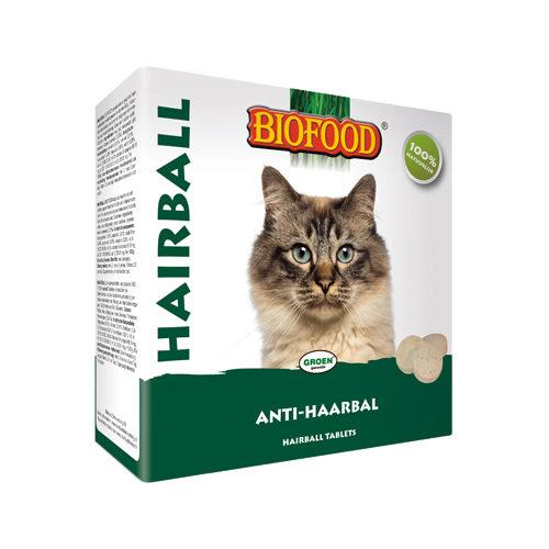 Biofood Hairball - 100 Tabletten