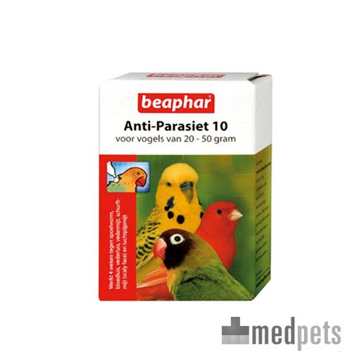 Beaphar Anti-Parasit 10 für Vögel - 2 Pipetten