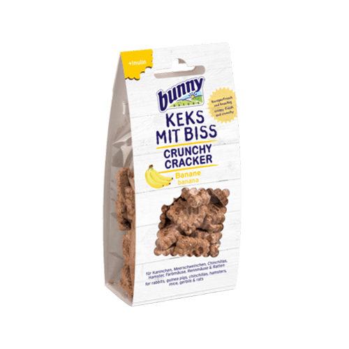 Bunny Nature Crunchy Cracker - Banane