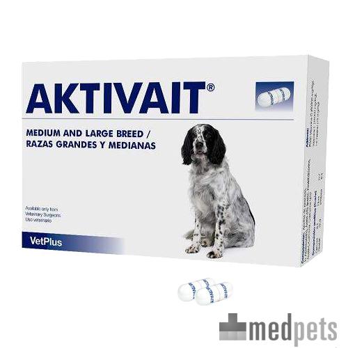 Vetplus Aktivait - Moyen chien
