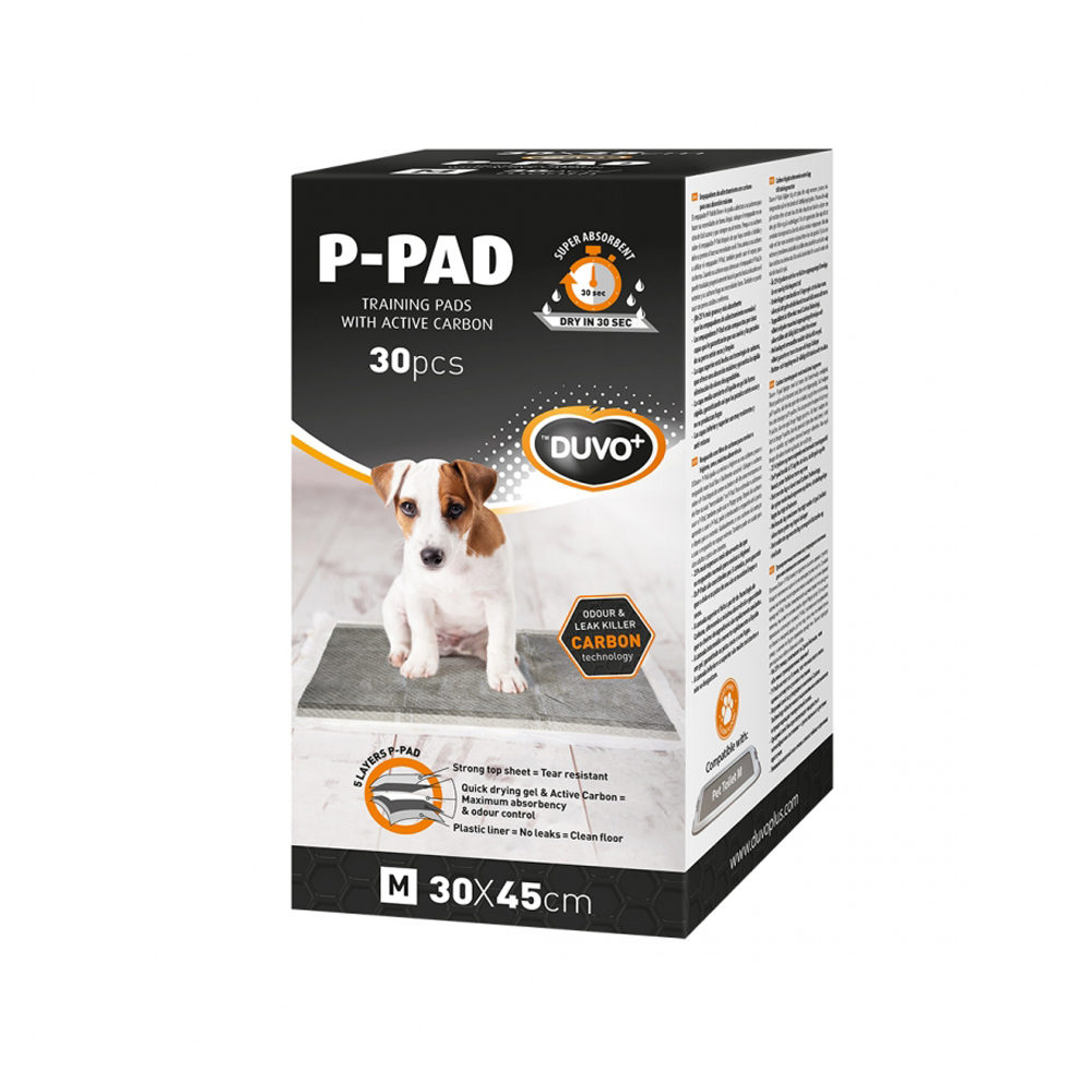 Duvo+ Puppy Pad Carbon