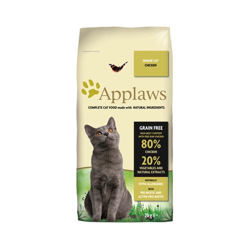 Applaws Senior - Poulet - 2 kg