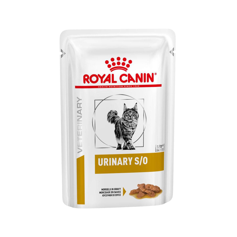 Royal Canin Urinary S/O Katzenfutter - Frischebeutel - Morsels