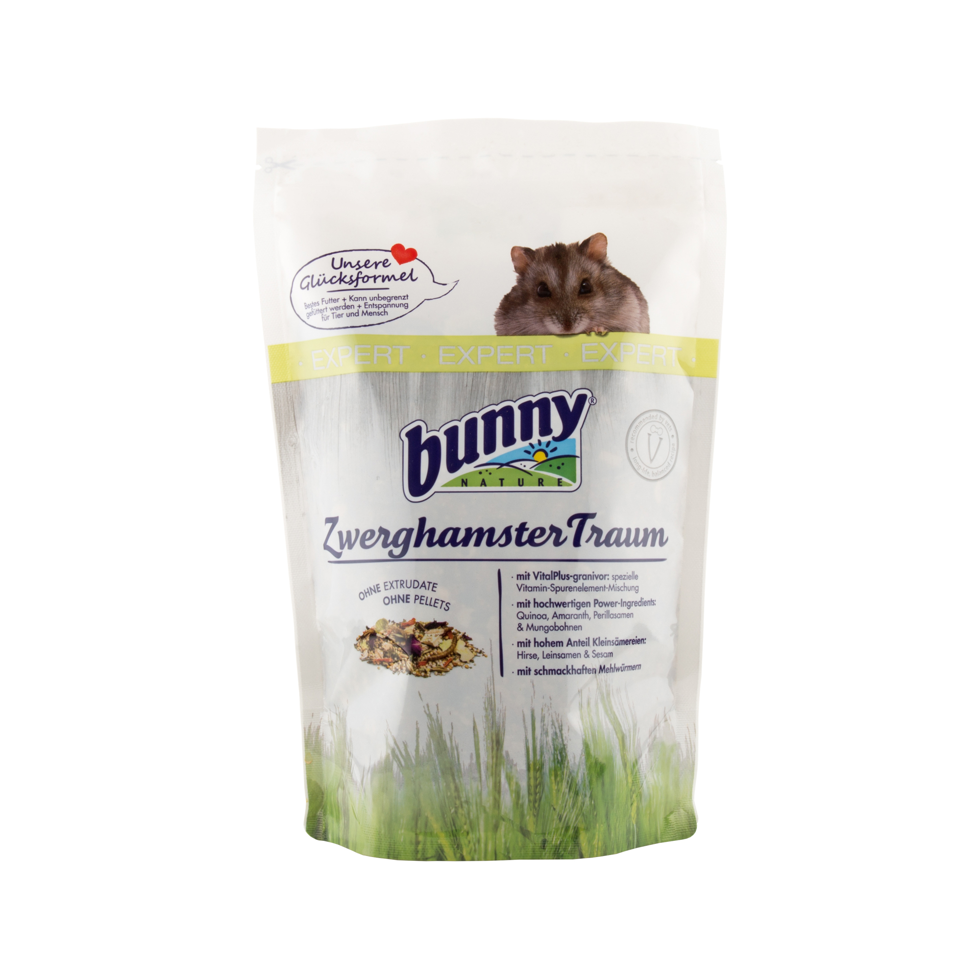 Bunny Nature - Rêve de hamster nain - Expert