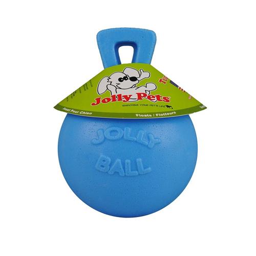 Jolly Ball Tug-n-Toss - Baby Blau