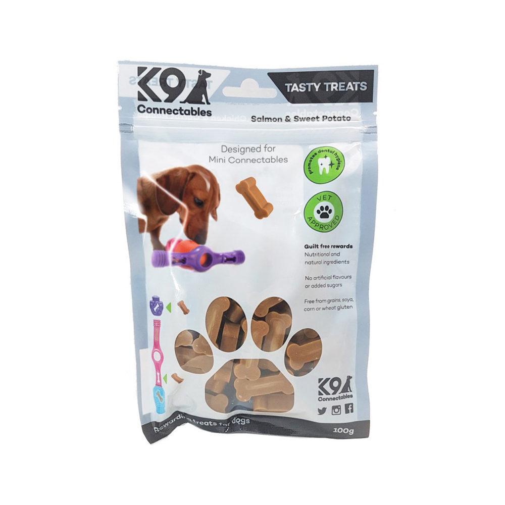 K9 Connectables Tasty Treats - Salmon & Sweet Potato