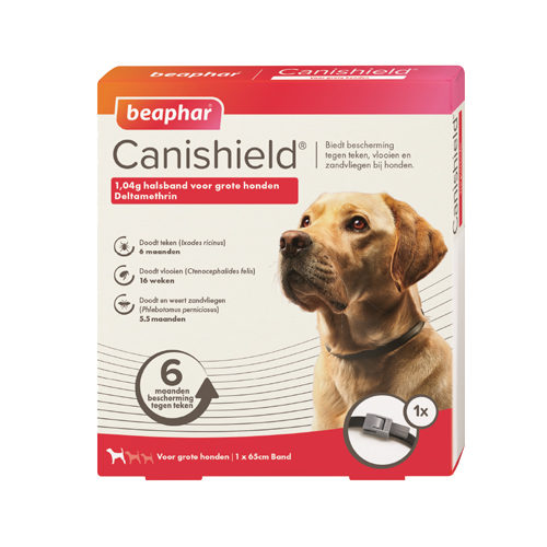 Beaphar Canishield - Chien - L