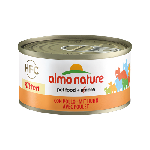 Almo Nature Classic & HFC Kittenfutter - Frischebeutel