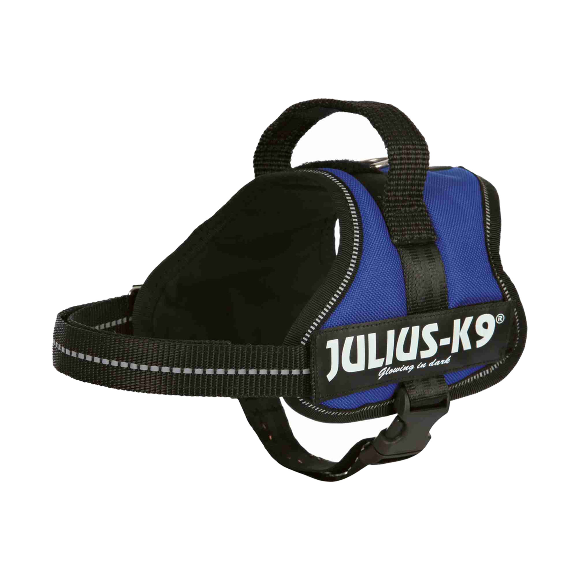 Julius-K9 Powergeschirr - Blau