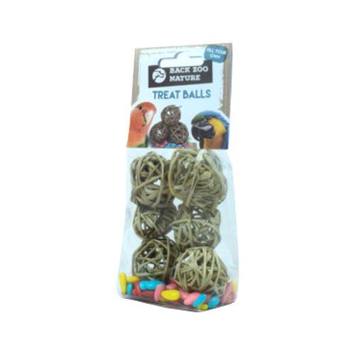 Back Zoo Nature Treat Balls - 6 Bälle