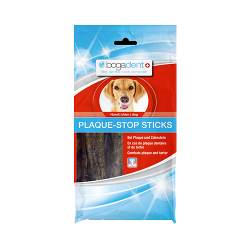 Bogadent Plaque-Stop Sticks - Moyen chien