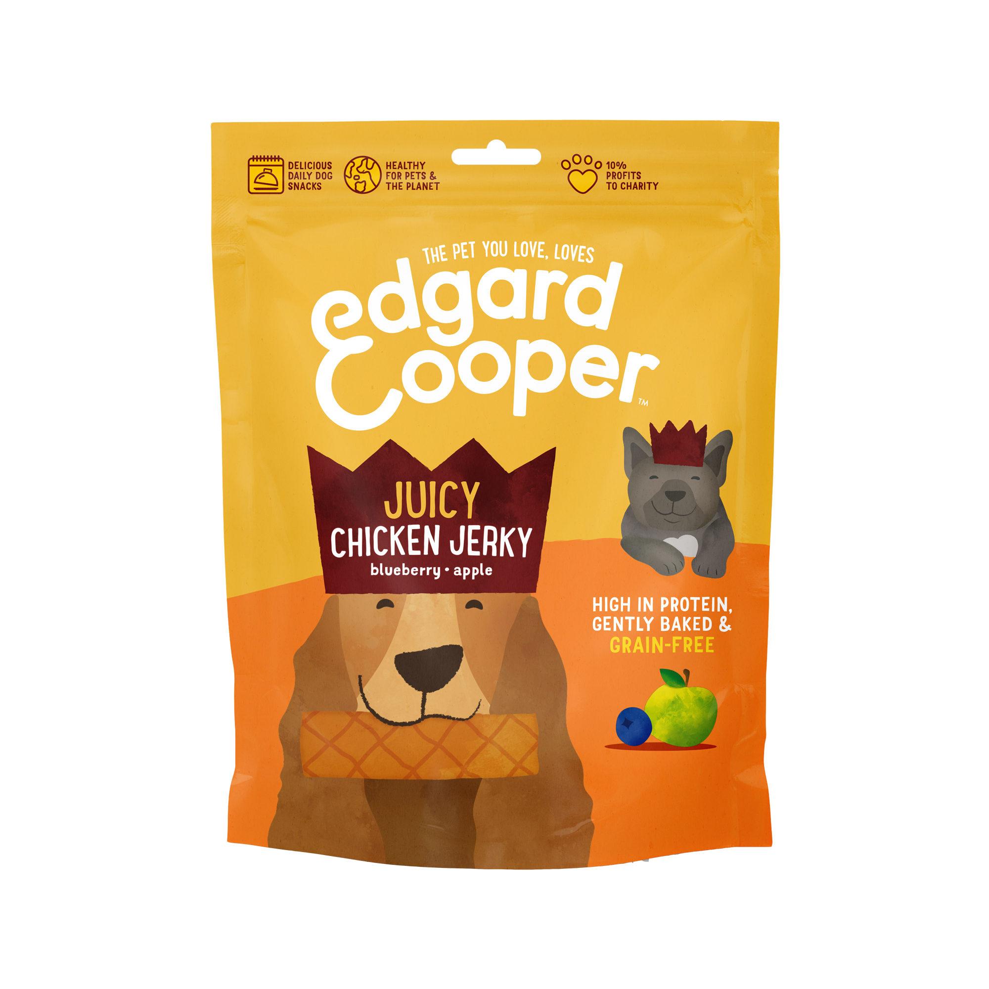 Edgard & Cooper Jerky - Huhn