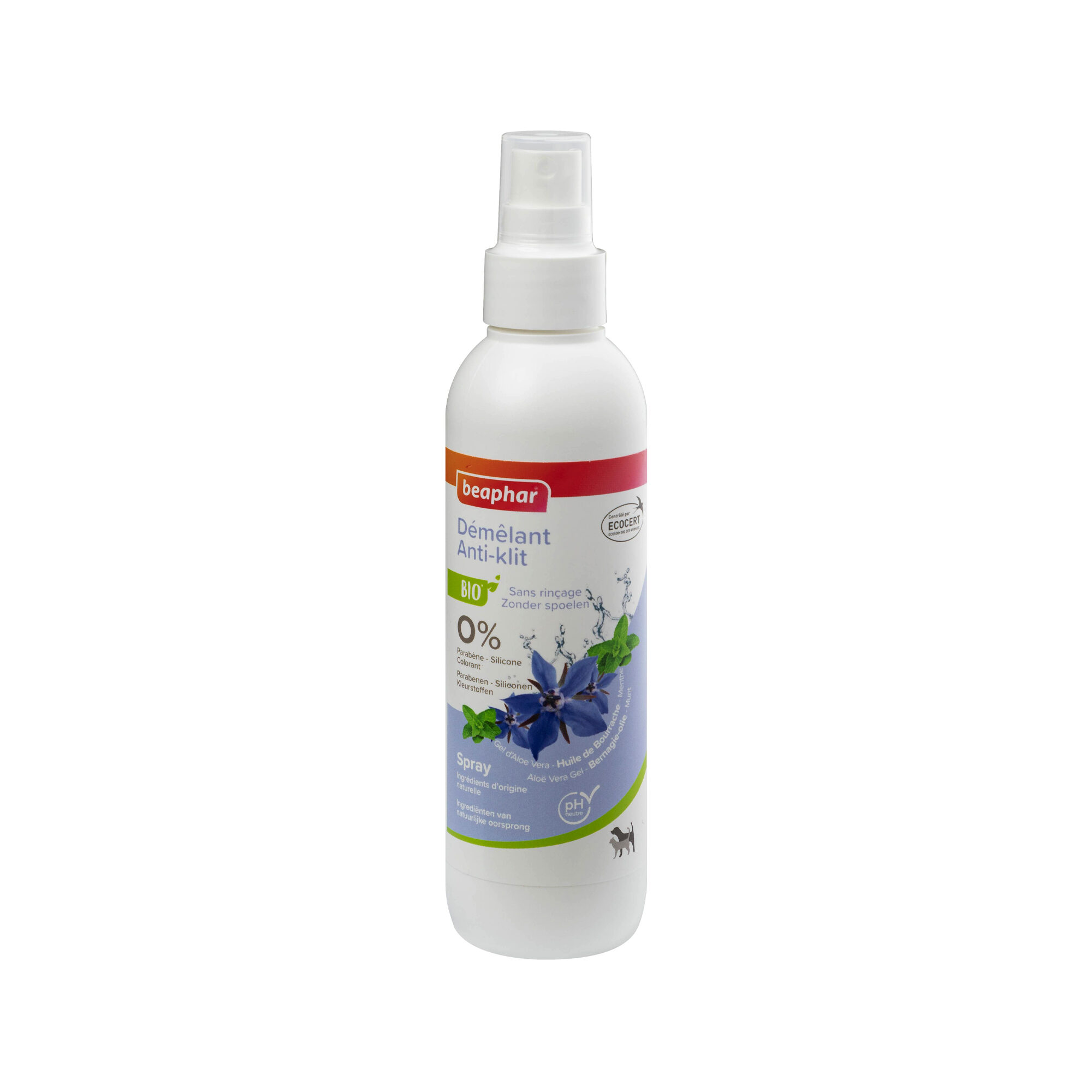 Beaphar Bio - Spray démêlant