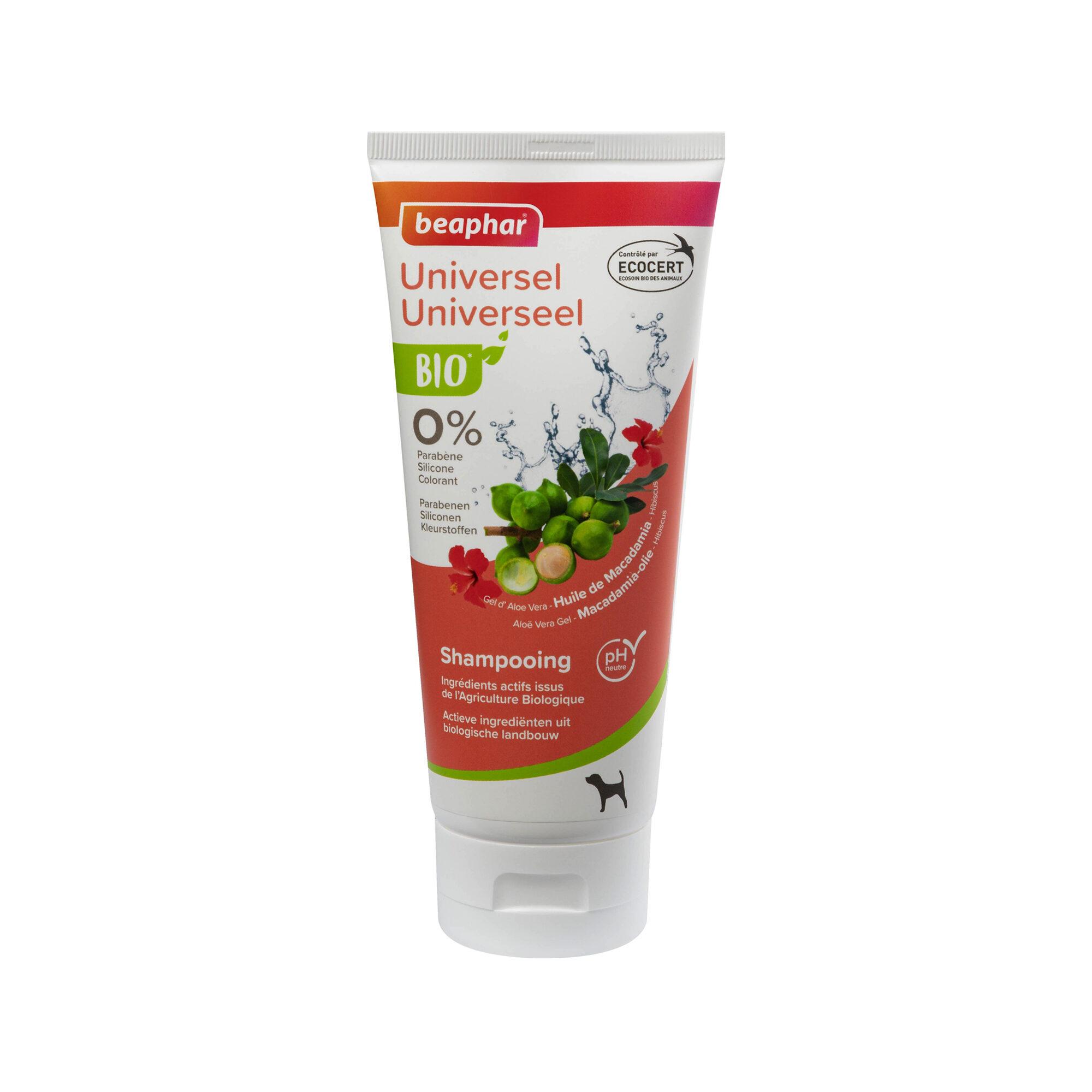 Beaphar Bio - Shampoing universel - Chien - 200 ml