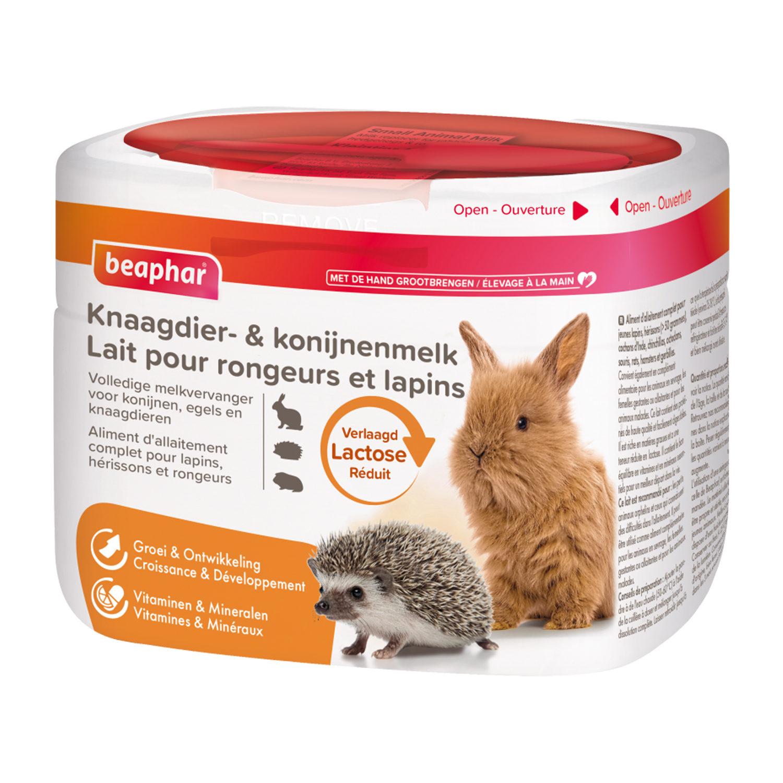 Beaphar - Lait pour lapin et rongeur - 200 g