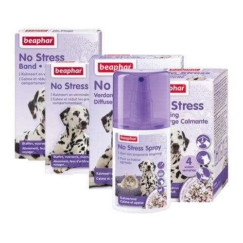 Beaphar No Stress - Chien - Diffuseur & Recharge