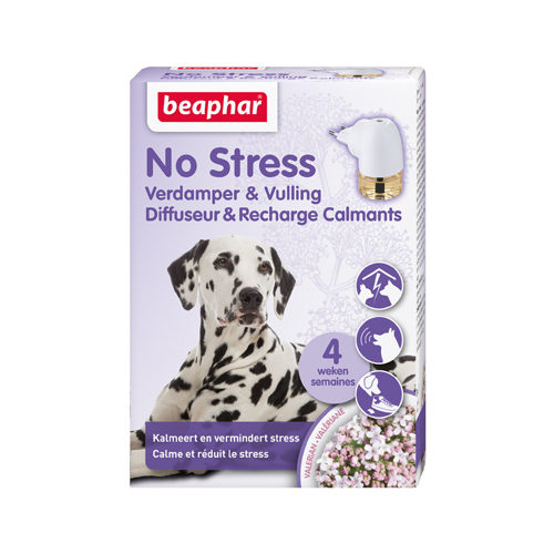Beaphar No Stress - Chien - Diffuseur & Recharge - 30 ml